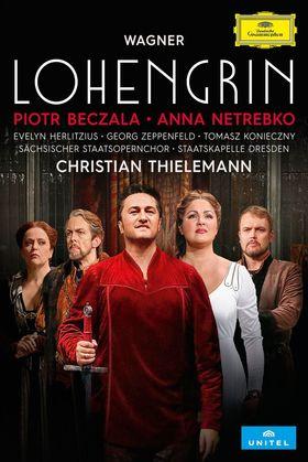 Anna Netrebko, Wagner: Lohengrin, 00044007353196