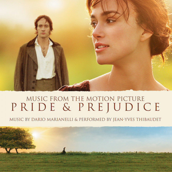 PRIDE & PREJUDICE  - Music From Motion Picture