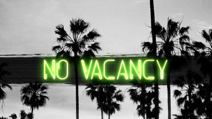 No Vacancy (Lyric Video)