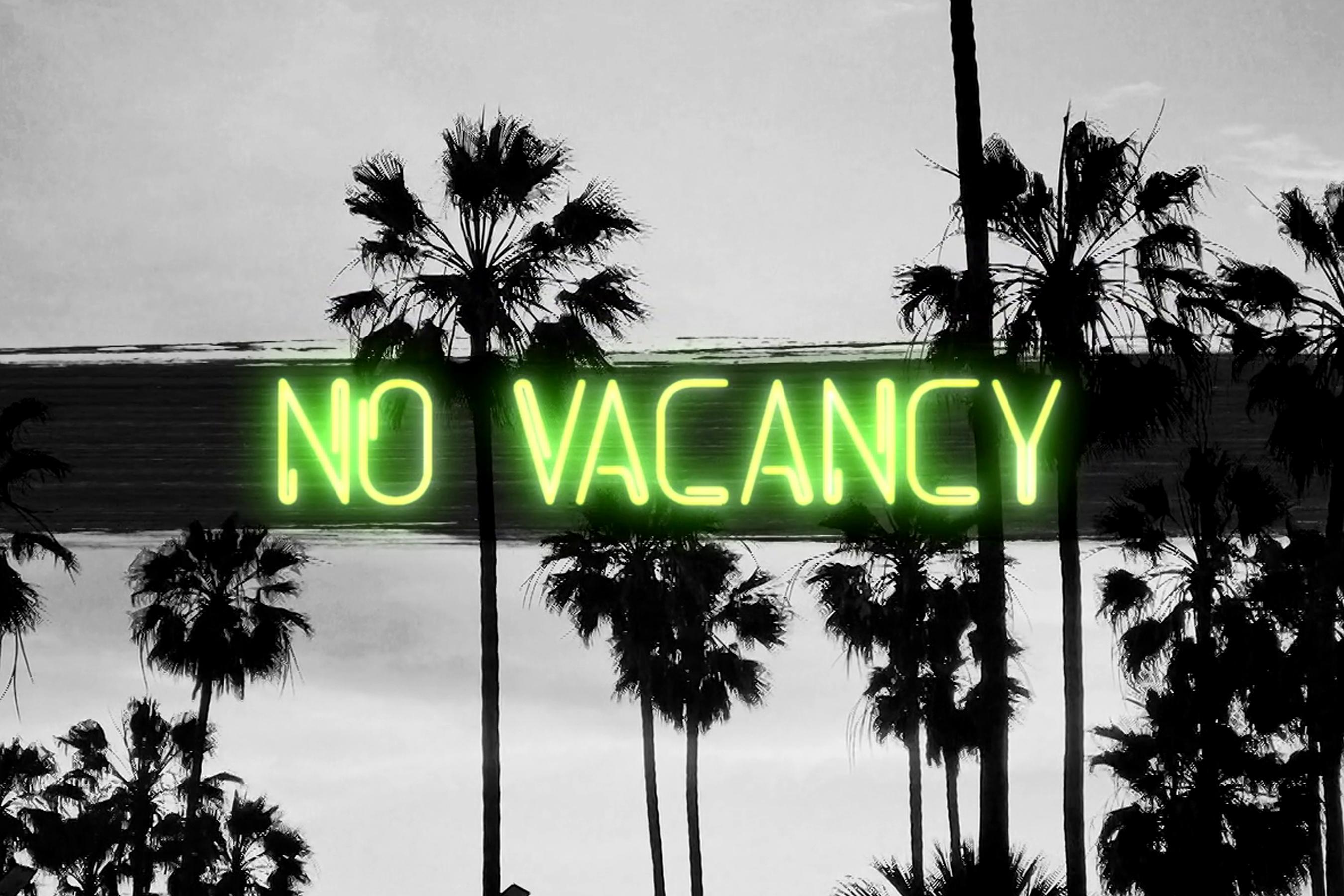 OneRepublic, No Vacancy (Lyric Video)