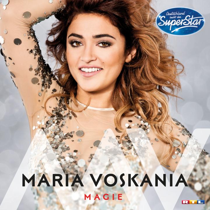 Maria Voskania Magie Cover