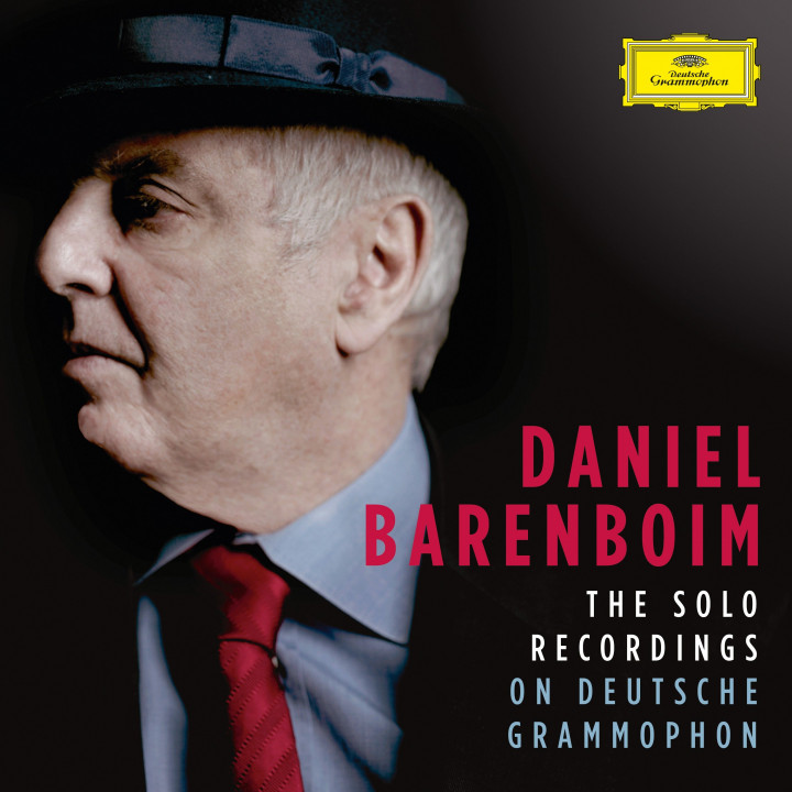 Daniel Barenboim - The Solo Recordings on Deutsche Grammophon