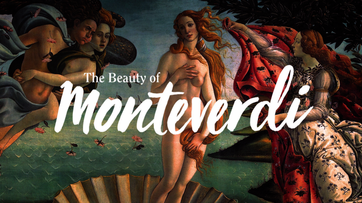 The Beauty Of Monteverdi (Trailer)