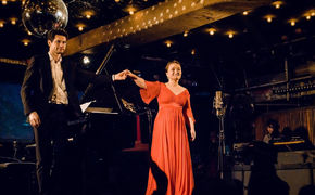 Yellow Lounge, Unwiderstehlich – Julia Lezhnevas zweiter Auftritt in der Yellow ...