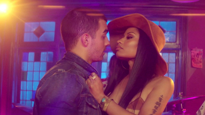 Kissing Strangers feat. Nicki Minaj