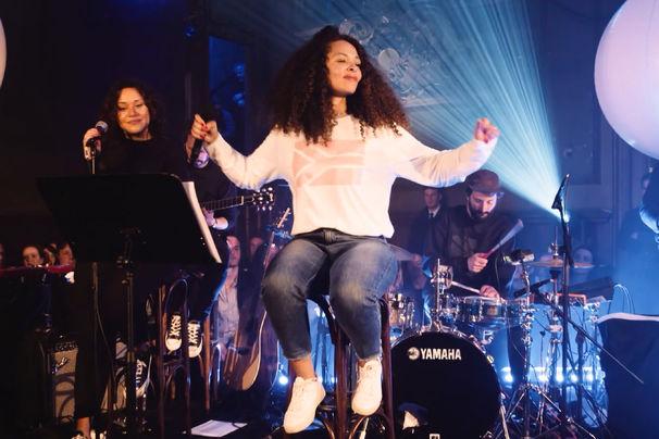 Joy Denalane, Exklusives Konzert: Joy Denalane live im Spiegelsaal in Berlin