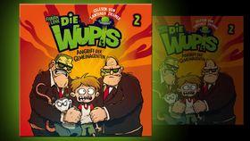 Die Wupis, Die Wupis - Angriff der Gemeinagenten Hörprobe