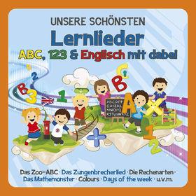 Familie Sonntag, Unsere schönsten Lernlieder - ABC, 123 und Englisch mit dabei, 00602557684018