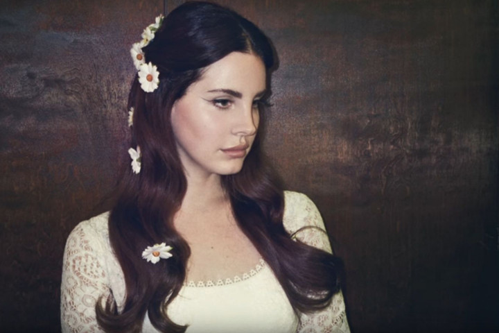 Lana Del Rey Video - Coachella - 2017