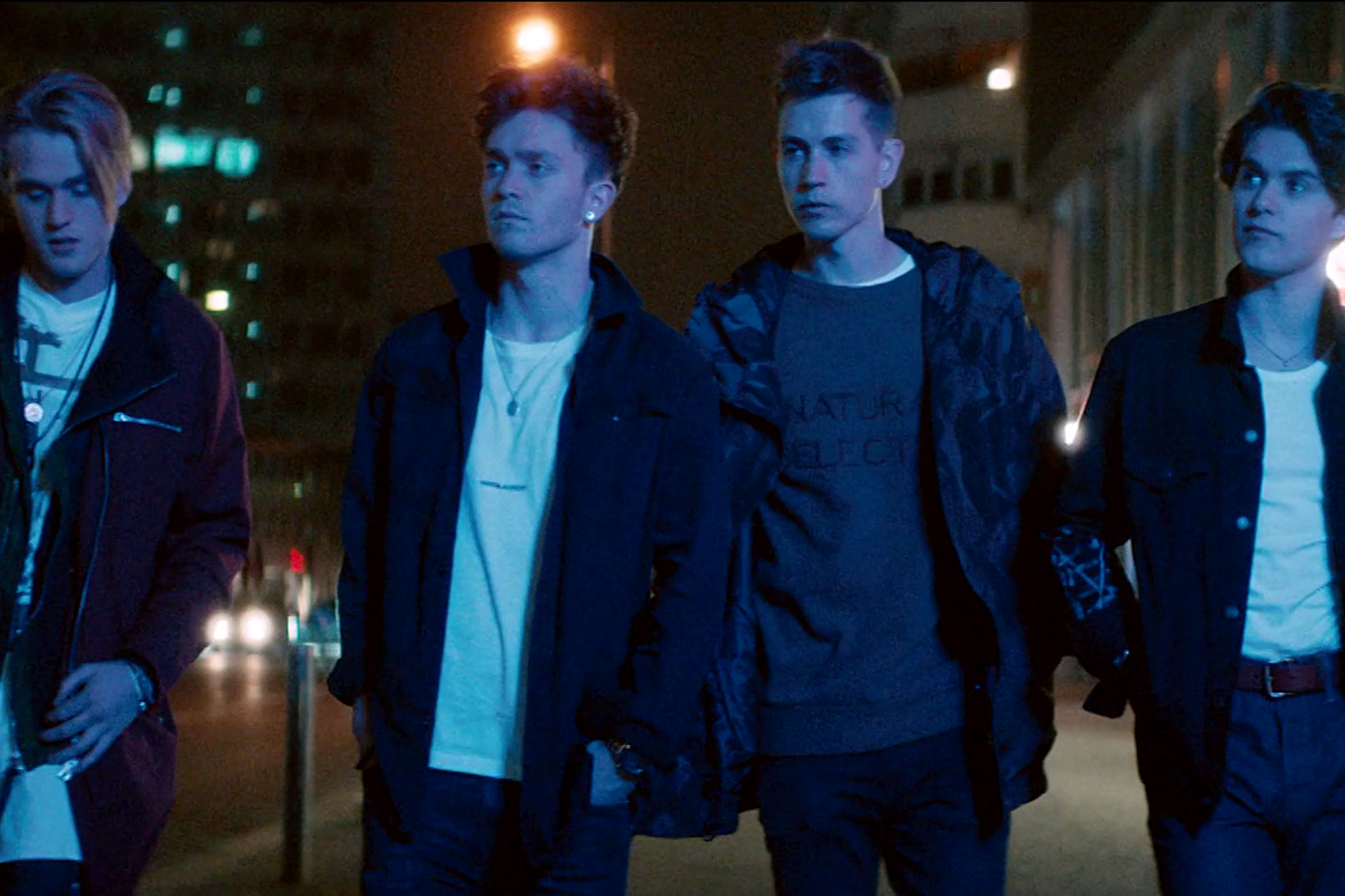 The Vamps, Middle Of The Night feat. Martin Jensen