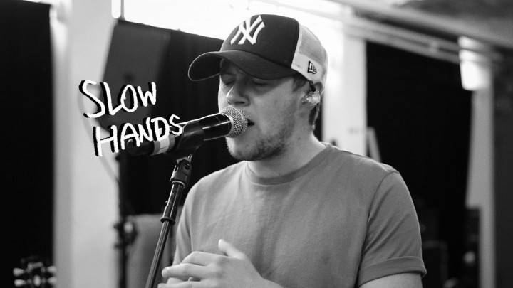 Slow Hands (Lyric Video)