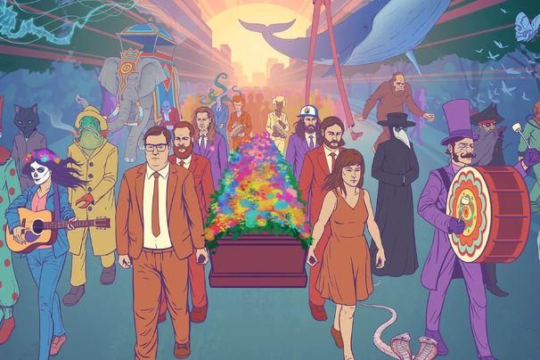 The Strumbellas, Ab jetzt als Download erhältlich: The Strumbellas präsentieren ihr neues Album Hope