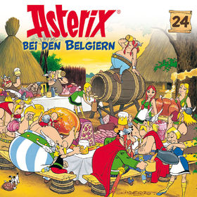 Asterix, 24: Asterix bei den Belgiern, 00602557101416