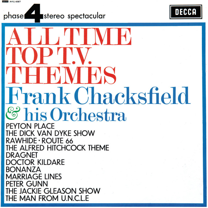 All Time Top TV Themes