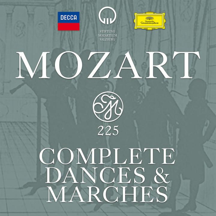 Mozart 225 - Complete Dances & Marches