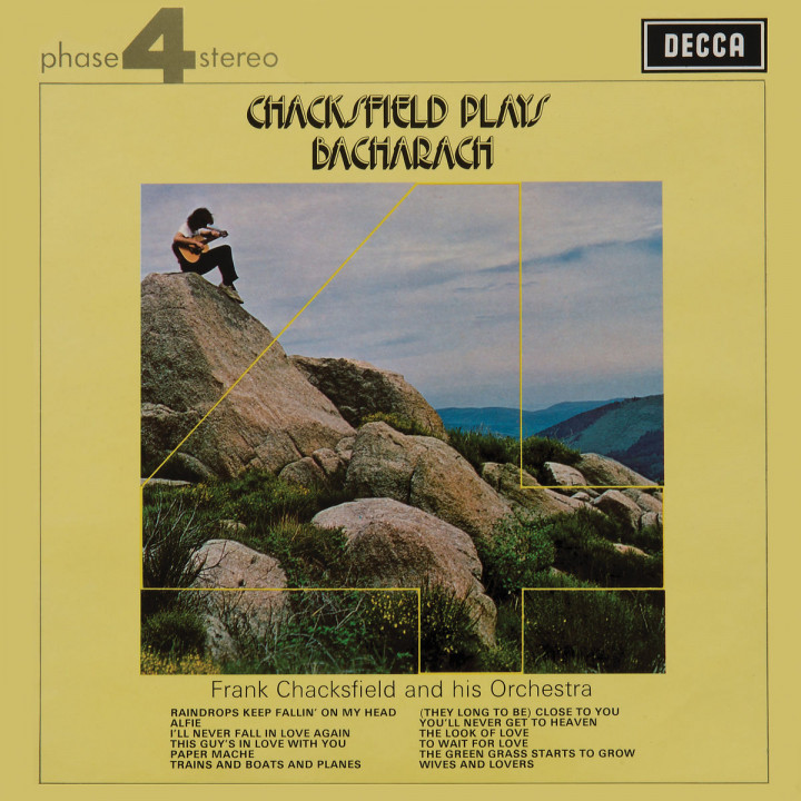 Chacksfield Plays Bacharach