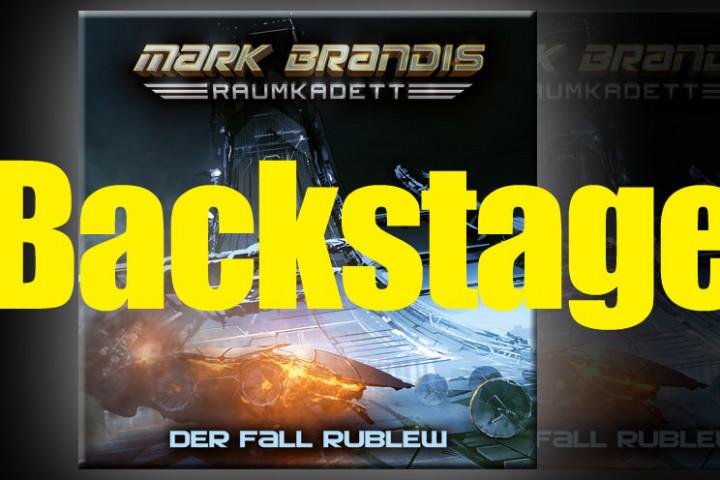 Mark Brandis Backstage News