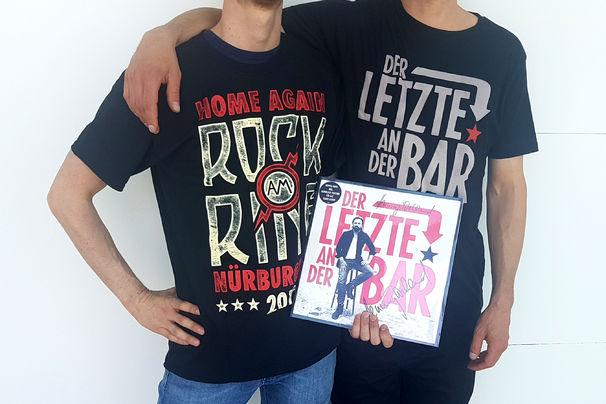 Henning Wehland, Gewinnt ein Henning Wehland/Rock am Ring Festival Package