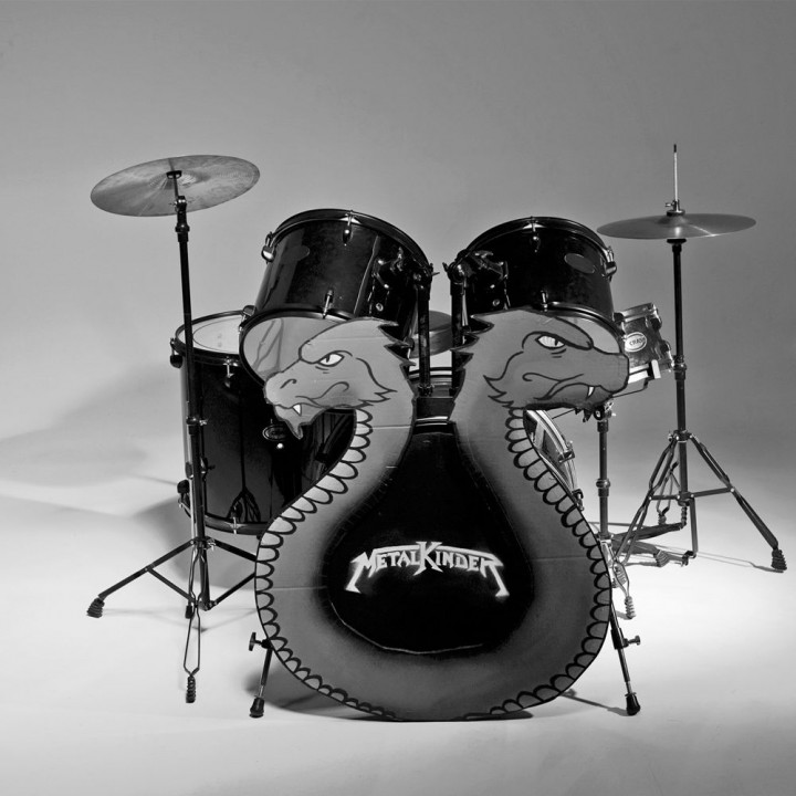 Metalkinder Drums