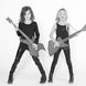 Metalkinder Gitarrenposer