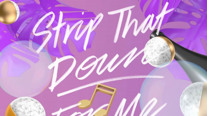 Strip That Down feat. Quavo (Lyric Video)