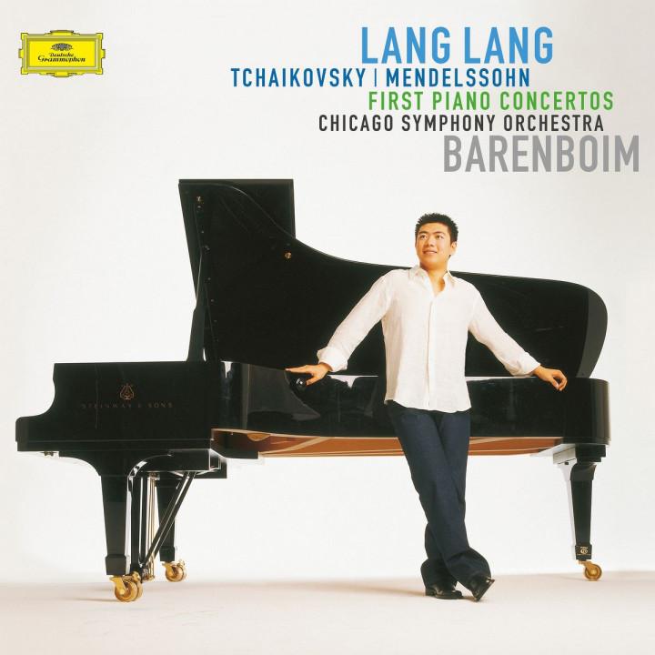 Tchaikovsky: Piano Concerto No.1 In B Flat Minor, Op.23, TH.55 / Mendelssohn: Piano Concerto No.1 In G Minor, Op.25, MWV O7
