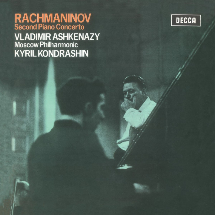 Rachmaninov: Piano Concerto No.2 in C minor; 3 Etudes-Tableaux