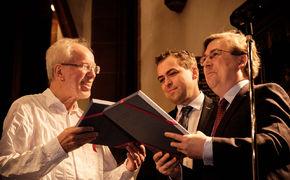 Gidon Kremer, Zum Nachspielen – Gewinnen Sie eine signierte Notenausgabe der Beethoven-Violinkonzert-Sonderedition