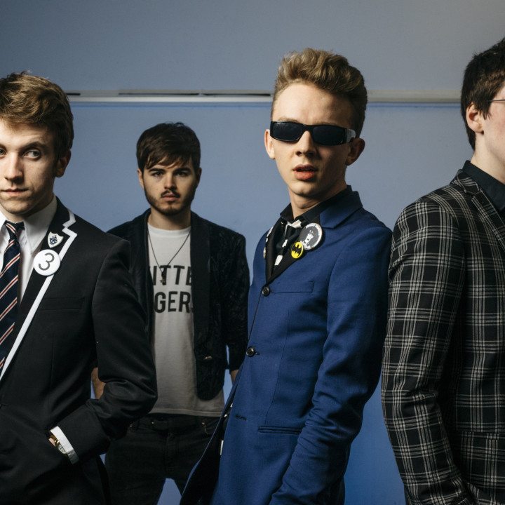 The Strypes 2017