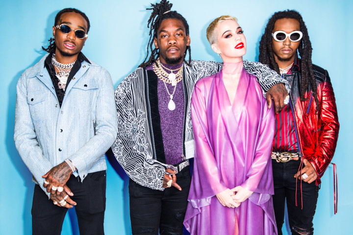 Katy Perry and Migos - 2017