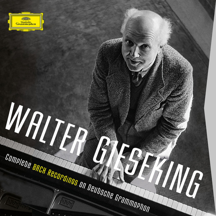 Complete Bach Recordings On Deutsche Grammophon