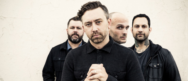 "Rise Against ""Wolves"" 2017"