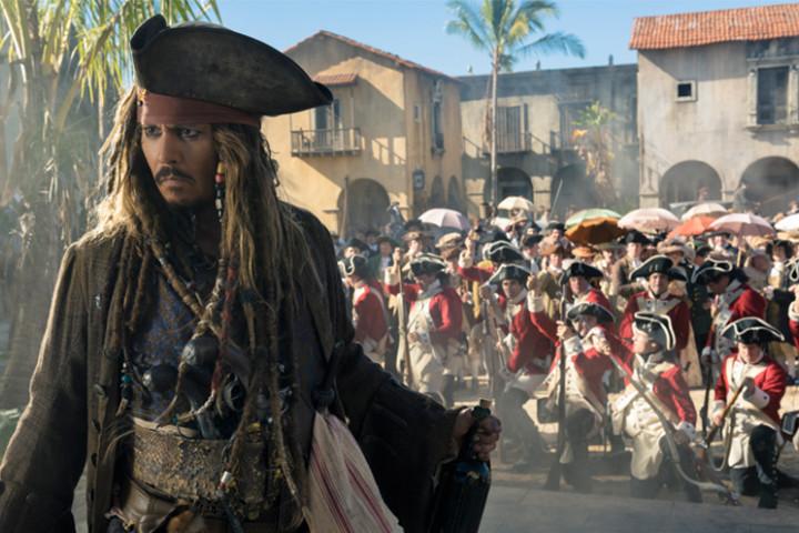 Fluch der Karibik Kinostart News