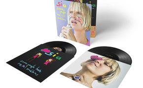 Sia, Balladeskes Doppel: Sia veröffentlicht Some People Have Real Problems auf Vinyl