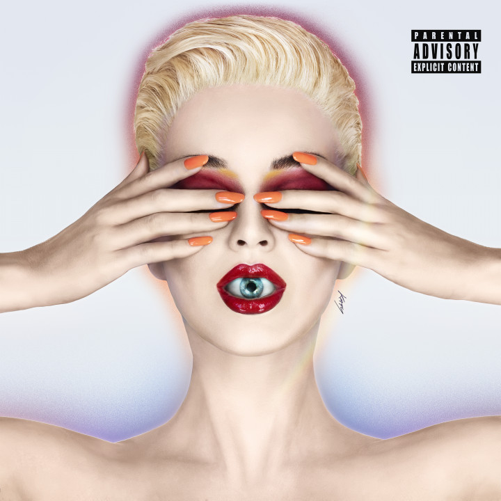 Katy Perry — Witness Albumcover (VÖ: 09.06.2017)