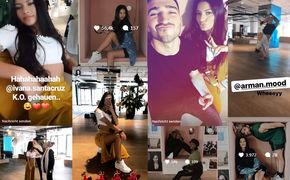 Various Artists, Insta-Dance: Warum tanzen die deutschen Instagram-Stars in der Universal Music Lobby?