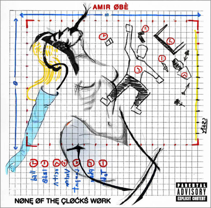 Amir Obé Album Cover