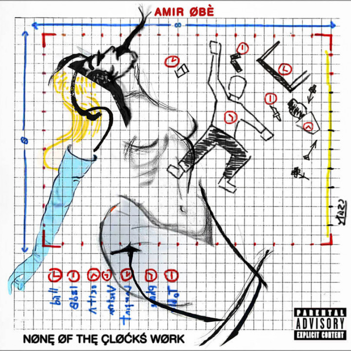 Amir Obé Album Cover