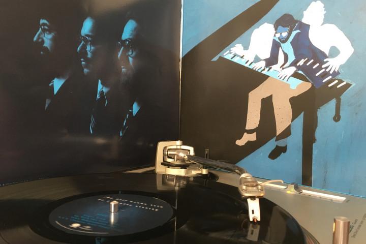 JazzEcho-Plattenteller - Bill Evans Trio