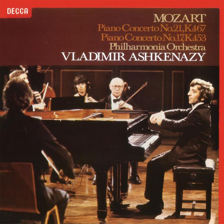 Mozart: Piano Concertos Nos.17 & 21