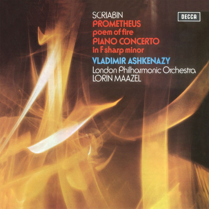 Scriabin: Piano Concerto; Prometheus
