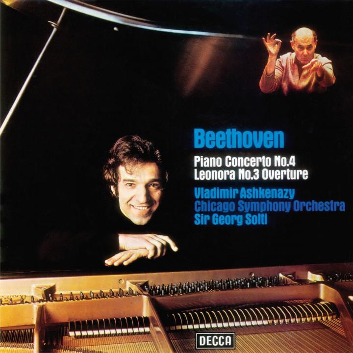 """Beethoven: Piano Concerto No.4 in G; Overture """"Leonore No.3"""""""