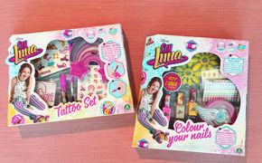 Soy Luna, Gewinnt zwei Soy Luna-Sets und stylt euch wie Luna und ihre Freunde