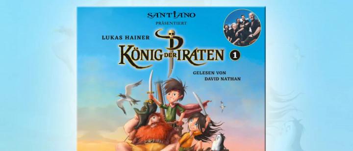 König der Piraten 1 - Hörprobe