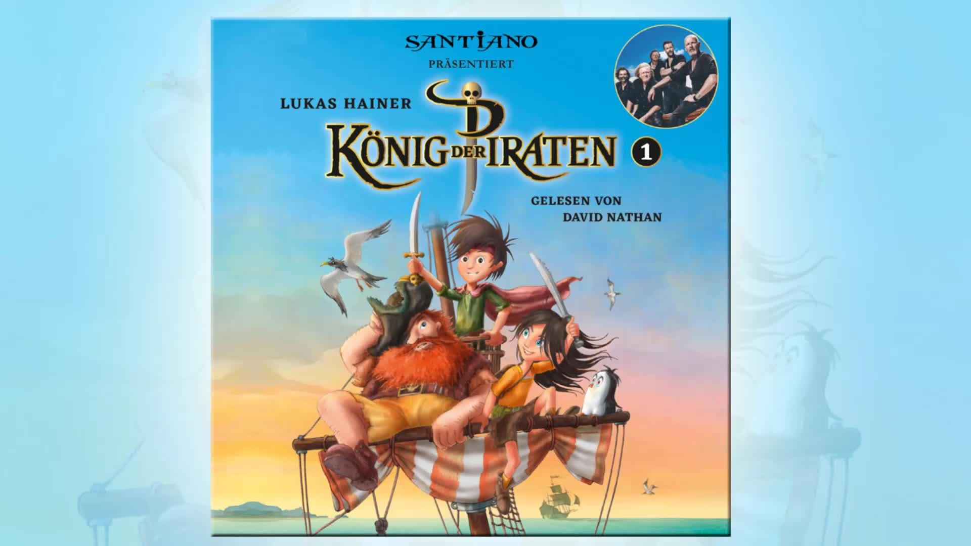 König der Piraten, König der Piraten 1 - Hörprobe