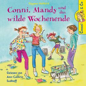 Conni, Dagmar Hoßfeld: Conni, Mandy und das wilde Wochenende, 00602557578416