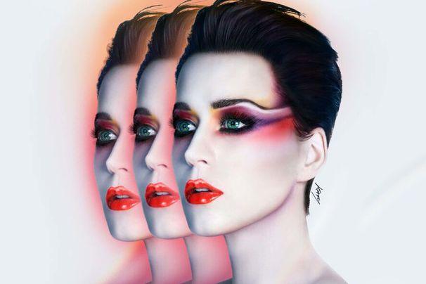 Katy Perry, Witness: Katy Perry verrät die Tracklist ihres neuen Albums