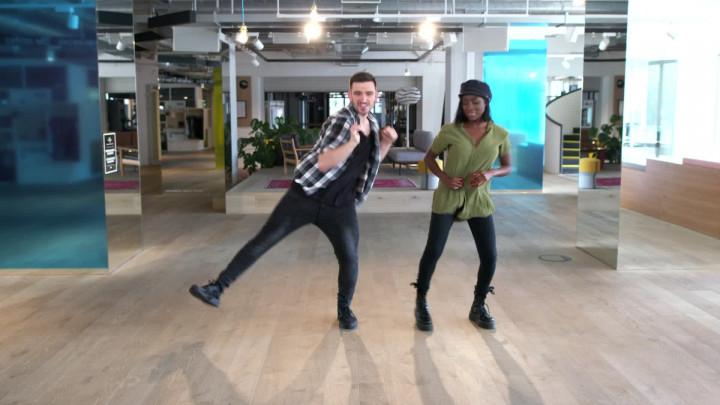 Despacito-Dance Part 2 (Radig mit Sandra Lambeck)