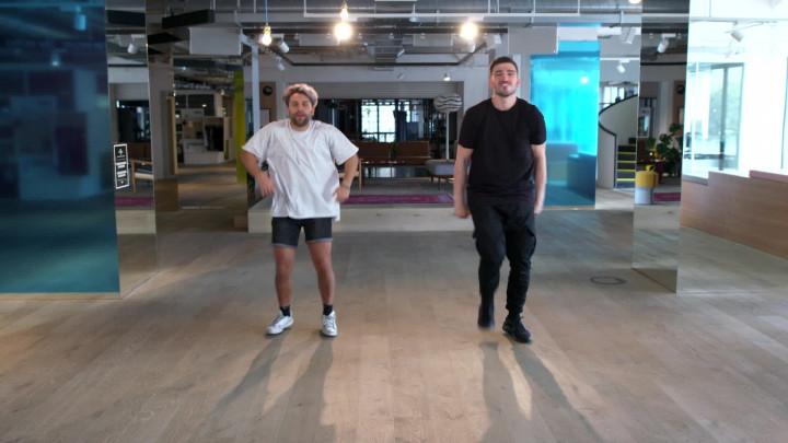 Despacito-Dance Part 3 (Radig mit Arman)