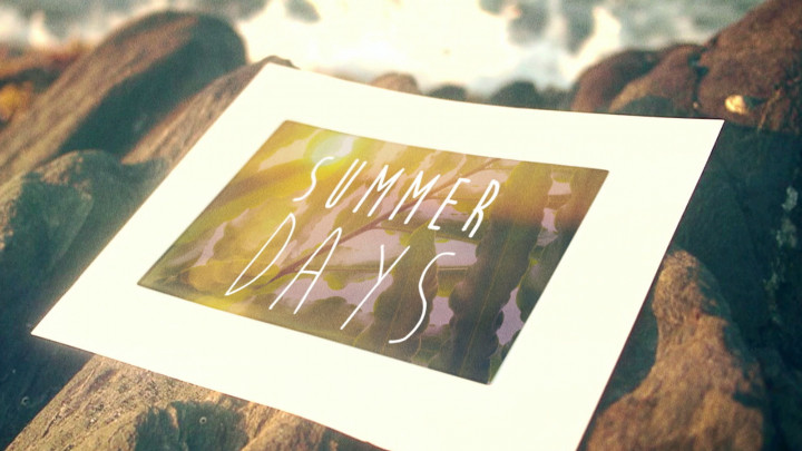 Summer Days feat. Sebastián Yatra (Lyric Video)